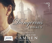 A Dangerous Legacy, CD-Audio Book
