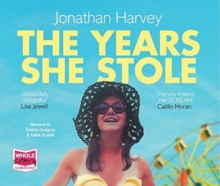 The Years She Stole, CD-Audio Book