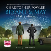 Hall of Mirrors, CD-Audio Book