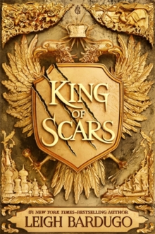 King of Scars, Hardback Book