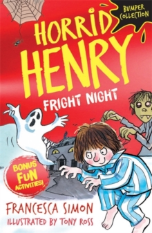 Horrid Henry: Fright Night, Paperback / softback Book
