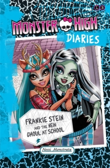 Frankie Stein and the New Ghoul at School, Paperback Book