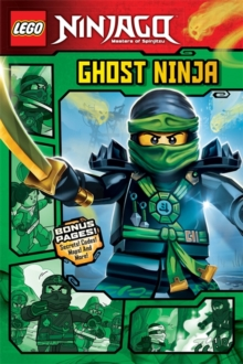 Ghost Ninja : Graphic Novel Book 2, Paperback Book