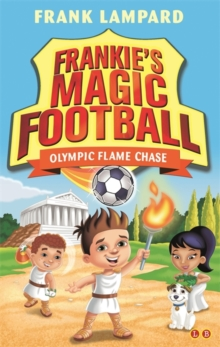 Olympic Flame Chase, Paperback Book