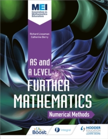 MEI Further Maths: Numerical Methods, Paperback / softback Book