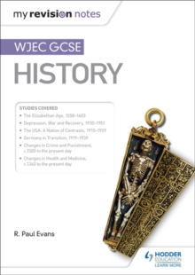 My Revision Notes: WJEC GCSE History, Paperback / softback Book