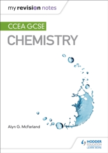 My Revision Notes: CCEA GCSE Chemistry, Paperback Book