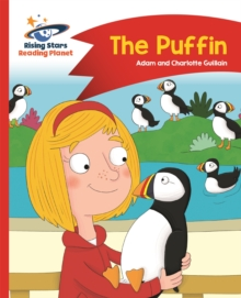 Reading Planet - the Puffin - Red A: Comet Street Kids, Paperback Book