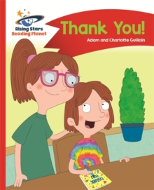 Reading Planet - Thank You - Red B: Comet Street Kids, Paperback / softback Book