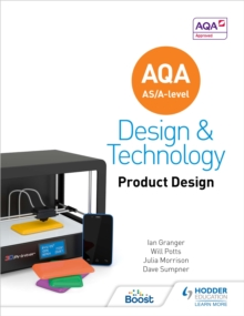 AQA AS/A-Level Design and Technology: Product Design, EPUB eBook