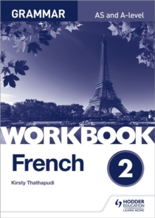 French A-level Grammar Workbook 2, Paperback / softback Book