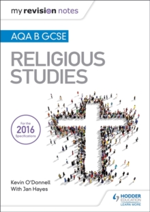 My Revision Notes AQA B GCSE Religious Studies, Paperback / softback Book