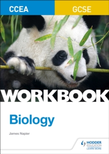 CCEA GCSE Biology Workbook, Paperback / softback Book
