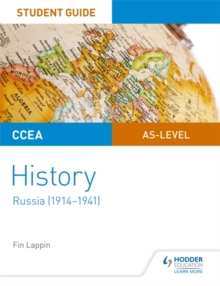 CCEA AS-level History Student Guide: Russia (1914-1941), Paperback / softback Book