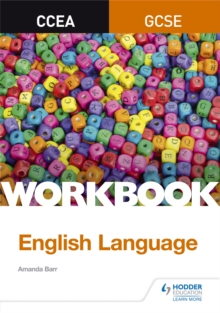 CCEA GCSE English Language Workbook, Paperback / softback Book