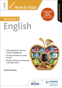 How to Pass National 5 English: Second Edition, Paperback Book