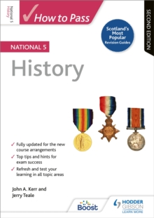 How to Pass National 5 History: Second Edition, Paperback Book