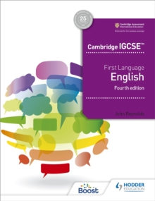 Cambridge IGCSE First Language English 4th edition, Paperback Book