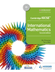 Cambridge IGCSE International Mathematics 2nd edition, Paperback Book
