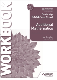 Cambridge IGCSE and O Level Additional Mathematics Workbook, Paperback / softback Book