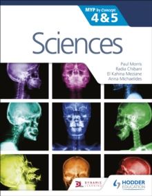 Sciences for the IB MYP 4&5: By Concept : MYP by Concept, Paperback / softback Book