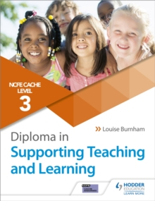 cache level 3 certificate in supporting