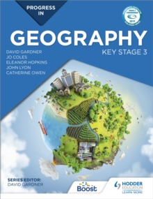 Progress in Geography: Key Stage 3, Paperback / softback Book