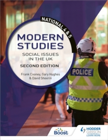 National 4 & 5 Modern Studies: Social issues in the UK: Second Edition, Paperback / softback Book