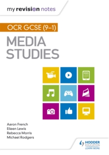 My Revision Notes: OCR GCSE (9-1) Media Studies, Paperback Book