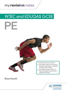 My Revision Notes: WJEC and Eduqas GCSE PE, Paperback / softback Book