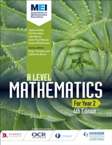 MEI A Level Mathematics Year 2 4th Edition, EPUB eBook