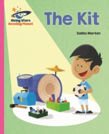 Reading Planet - The Kit - Pink A: Galaxy, EPUB eBook