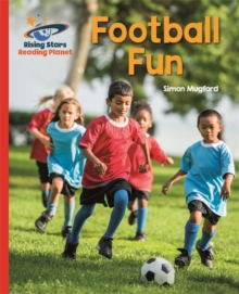 Reading Planet - Football Fun - Red B: Galaxy, Paperback / softback Book
