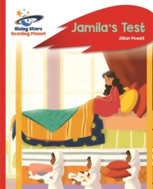 Reading Planet - Jamila's Test - Red A: Rocket Phonics, Paperback / softback Book