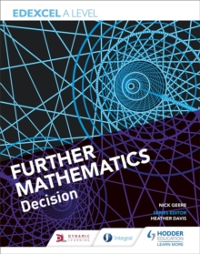 Edexcel A Level Further Mathematics Decision, Paperback / softback Book