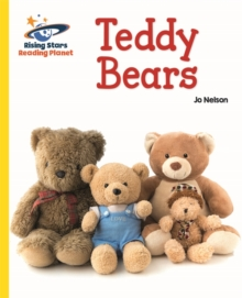 Reading Planet - Teddy Bears - Yellow: Galaxy, Paperback / softback Book