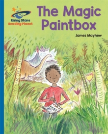 Reading Planet - The Magic PaintBox - Blue: Galaxy, Paperback / softback Book