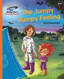 Reading Planet - The Jumpy Bumpy Feeling - Orange: Galaxy, Paperback / softback Book