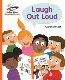 Reading Planet - Laugh Out Loud - Orange: Galaxy, Paperback / softback Book