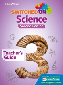 Switched on Science Year 3 (2nd edition), Paperback / softback Book