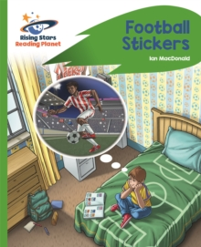 Reading Planet - Football Stickers - Green: Rocket Phonics, Paperback / softback Book