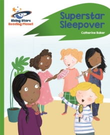 Reading Planet - Superstar Sleepover - Green: Rocket Phonics, Paperback / softback Book