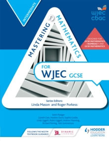 Mastering Mathematics for WJEC GCSE: Intermediate, EPUB eBook