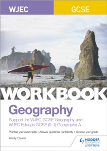 WJEC GCSE Geography Workbook, Paperback / softback Book