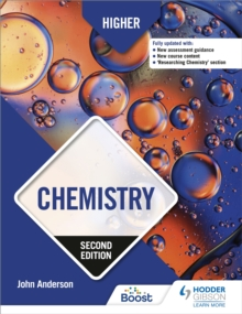 Higher Chemistry: Second Edition, Paperback / softback Book