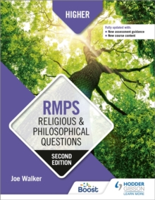 Higher RMPS: Religious & Philosophical Questions: Second Edition, Paperback / softback Book