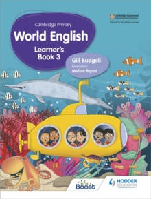 Cambridge Primary World English Learner's Book Stage 3, Paperback / softback Book