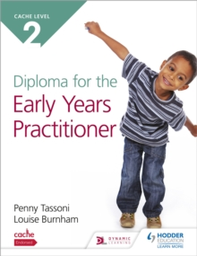 CACHE Level 2 Diploma for the Early Years Practitioner, Paperback / softback Book