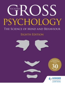 Psychology: The Science of Mind and Behaviour 8th Edition, EPUB eBook