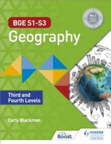 BGE S1-S3 Geography: Third and Fourth Levels, Paperback / softback Book